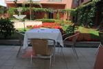 Външни алуминиеви столове за заведение