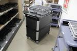 Професионална пластмасова количка мултифункционална